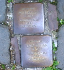 """""""die arme Judde-Mädscher"""" – mit siebzig Jahren ins KZ"""